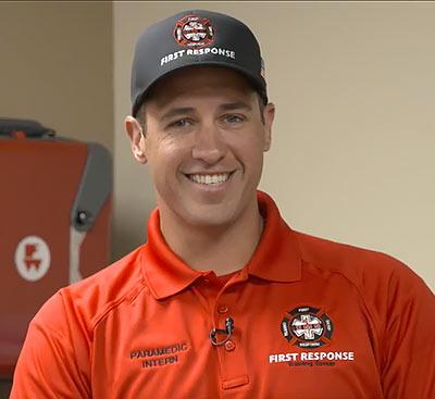 Kyle Durjan, EMT