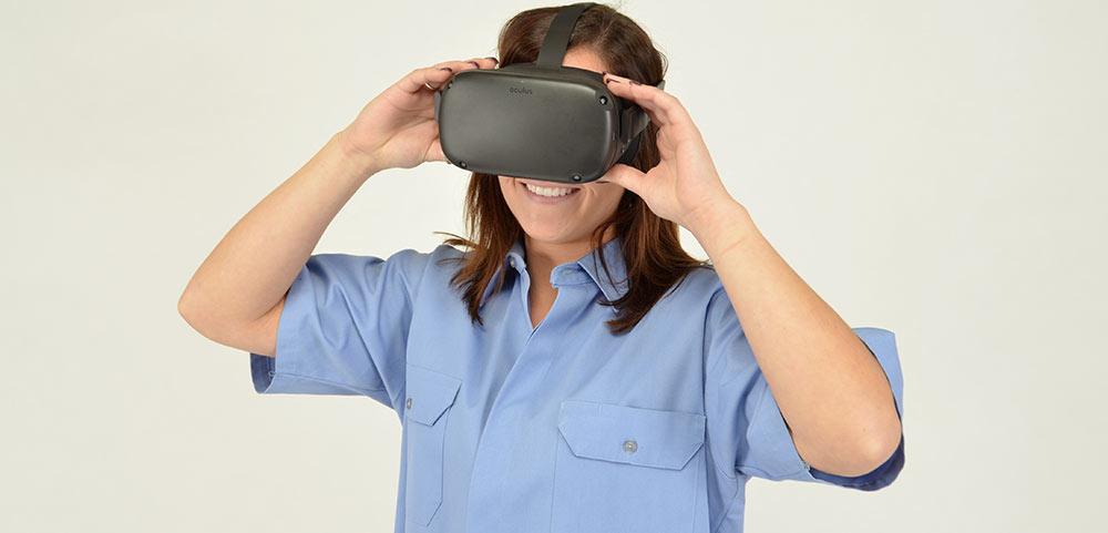 VRpatients environment